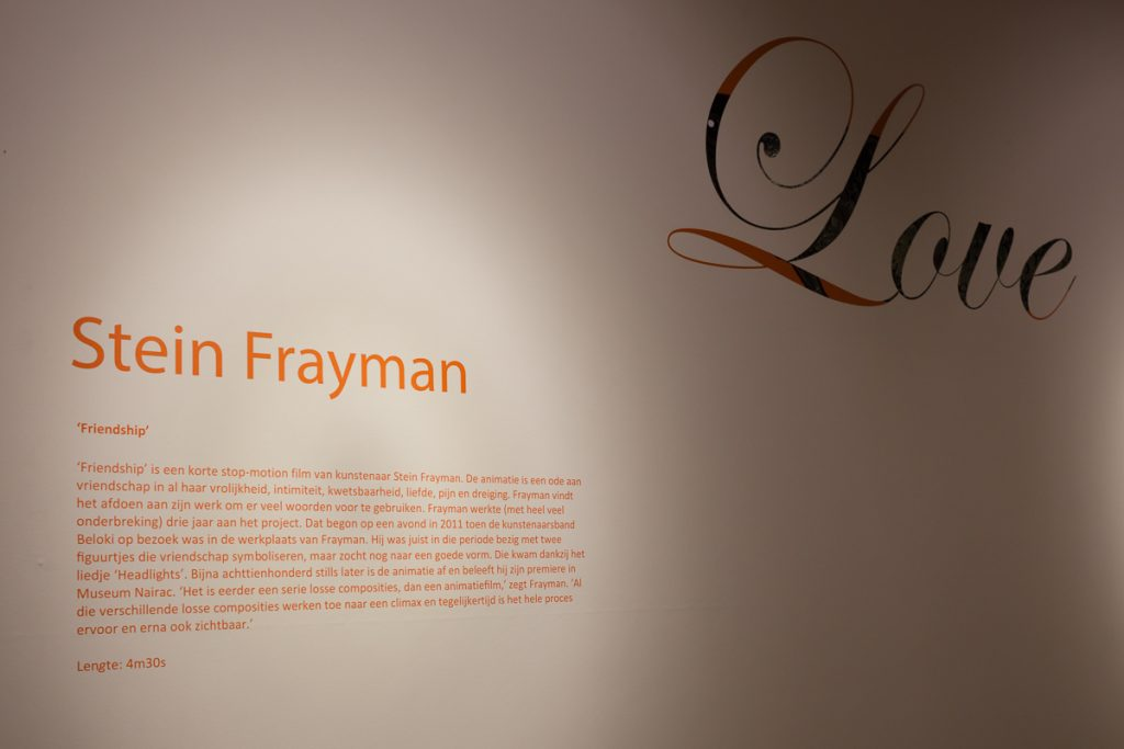 Exhibition Friendship - Stein Frayman